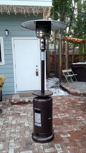patio heater rental outdoor patio heater rental los angeles ca big blue sky party