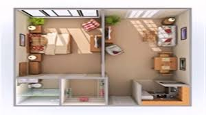 floor plan 600 square feet youtube
