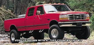 1996 ford f250 4x4 ford f250 4 lift kit 1980 1996 4x4 tuff country 24828k