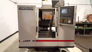 cincinnati arrow 500 cnc vertical machining center vmc milling