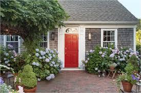 Front Door House Red Front Doors Front Door Freak