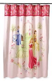 Disney Bathroom Accessories by Disney Princess Shower Curtain Disney Princess Shower Curtain