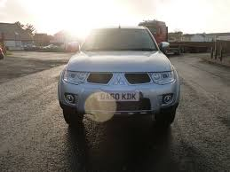 used mitsubishi l200 diesel for sale motors co uk