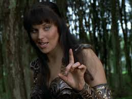 zena the warrior princess hairstyles image xena as callisto jpg legendary journeys fandom powered