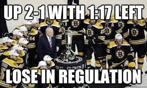 Bruins Memes - bad luck bruins memes quickmeme