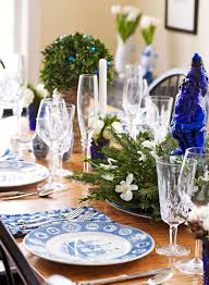 Traditional Home Christmas Decorating Ideas by Top 40 Blue And White Blue And Silver Christmas Decoration Ideas