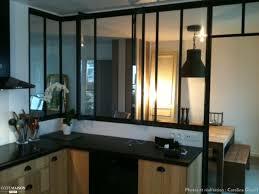verriere entre cuisine et salle à manger création d 039 une verrière entre la cuisine et le living