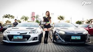 subaru philippines 2016 9tro alliance meet philippines part 2 models 9tro