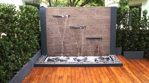cool diy water wall feature interior design ideas fancy on diy