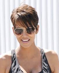a frame hairstyles pictures front and back short hairstyles sles ideas halle berry short hairstyles halle