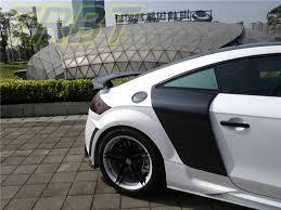 audi tt fender aliexpress com buy tt side blade carbon fiber side door blade