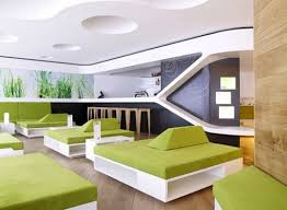 Fast Food Furniture Wonderful Painting Curtain With Fast Food - Fast food interior design ideas