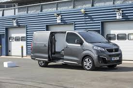 peugeot expert partner van ranges peugeot launches expert long and crew vans