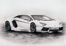 supercar drawing lamborghini aventador drawing by bajan art on deviantart