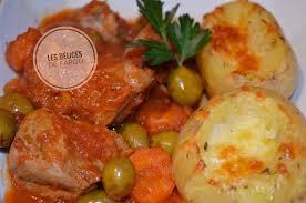 cuisine corse veau aux olives veau aux olives à la corse cuisine la corse les
