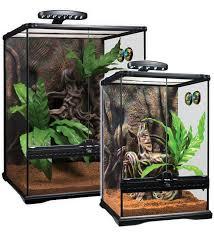 exo terra crested gecko terrarium crested gecko habitat kit