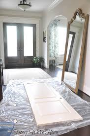 black gray painted interior doors honey we u0027re home