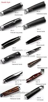 japanese steel kitchen knives vg10 damascus steel 7 santoku knife japanese knife buy