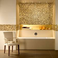 Yellow Tile Bathroom Ideas Mosaic Tile Bath Panel Google Search Bathroom New House