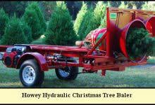 bold ideas used tree baler chritsmas decor