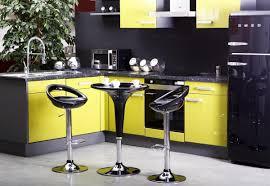 Cuisine Avec Bar Arrondi by Plan De Travail Pour Table De Cuisine Console Support Plan De