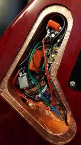 wiring color code for se model g u0026b pickups official prs guitars