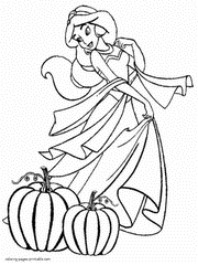 halloween color funycoloring