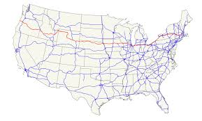 Chicago United States Map by U S Route 20 Wikipedia