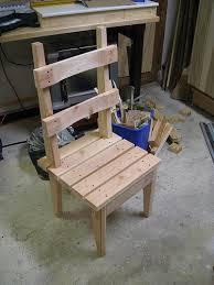 woodwork 2x4 chair plans pdf plans