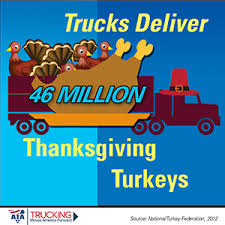 special delivery for turkey day