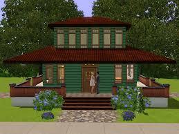 frank lloyd wright prairie style houses mod the sims frank lloyd wright prairie style home