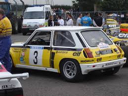 renault r5 turbo renault 5 turbo 2 maxi tour de course