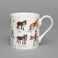 horse gifts horse mugs equestrian gifts