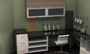 Kitchen Desk Cabinets Delectable 50 Ikea Office Storage Cabinets Inspiration Design Of