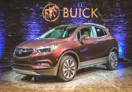 2017 buick encore interior first look 2017 buick encore canadian auto review
