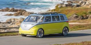 volkswagen van 2018 vw announces that it is bringing its all electric microbus to