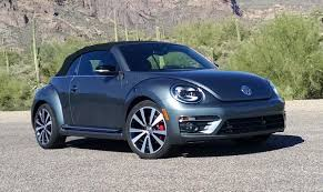 Road Test 2016 Volkswagen Beetle R Line Convertible Testdriven Tv