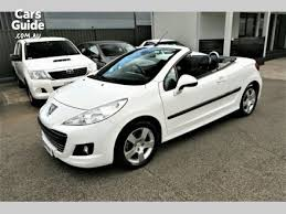 peugeot used dealers dealer used peugeot convertible for sale melbourne vic carsguide
