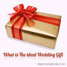 whats a wedding present what is the ideal wedding gift