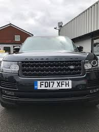 range rover hunter in review top of the u0027range u0027 rover 4 4 u2013 the sdv8 autobiography