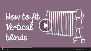 how to fit your new blinds or shutters web blinds