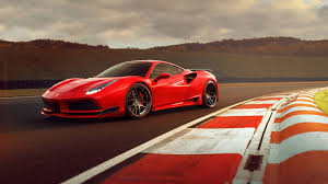 ferrari the novitec n largo is a widebody ferrari 488 with shades of the