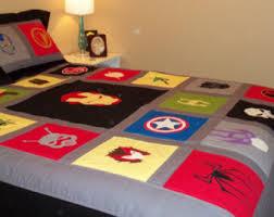 Marvel Baby Bedding Superhero Baby Bedding Quilts U0026 Blankets Memory By Yoderbydesign
