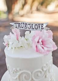 banner cake topper true banner cake topper wedding collectibles
