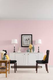 interior paint colors inertiahome com interior painting warm safe colours trending for 2016 canadian interiors according to cil paint soft blush pink such as chemise pink the brand s