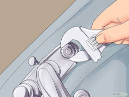 How To Replace A Leaky Faucet How To Fix A Leaky Faucet With Pictures Wikihow