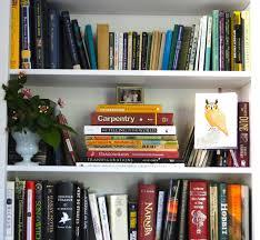 a lovely lark tips for styling a bookshelf