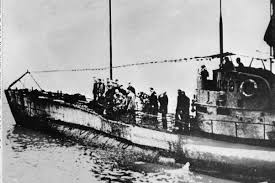 german wwi u boat found in belgian waters with bodies inside time