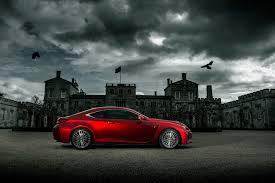 lexus rcf red lexus rc f jekyll u0026 hyde one car two personalities