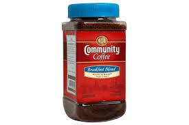 coffee 7 oz breakfast blend instant coffee community coffee